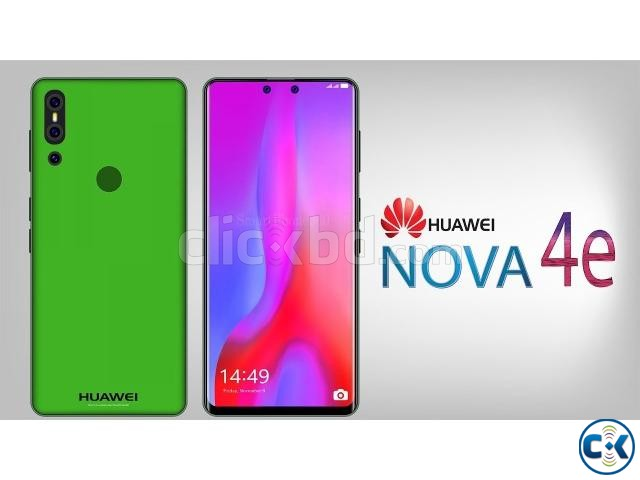 Brand New Huawei Nova 4e 128GB Sealed Pack With 3 Yr Wrrnty | ClickBD large image 4