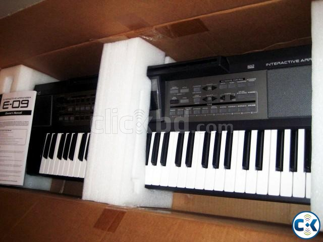 Brand New ROLAND E-09 Keyboard Intact Box  | ClickBD large image 0