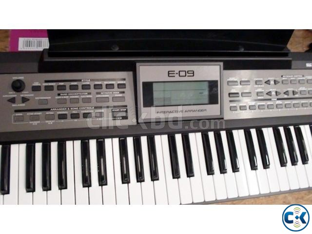 Brand New ROLAND E-09 Keyboard Intact Box  | ClickBD large image 2