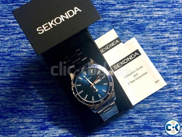 SECONDA Luxurious Watch UK | ClickBD large image 2