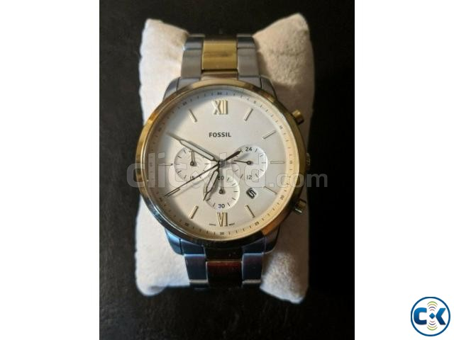 FOSSIL Chronograph Watch USA  | ClickBD large image 0