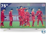 SONY BRAVIA 75X8500F 4K HDR ANDROID TV