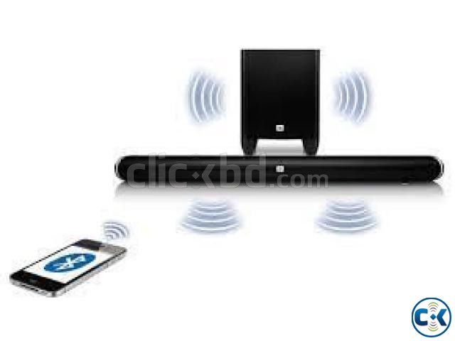 JBL 2.1 soundbar with wireless subwoofer SB350 | ClickBD large image 0