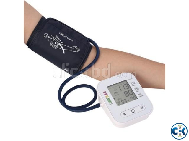 Digital Blood Pressure Monitor  | ClickBD large image 0