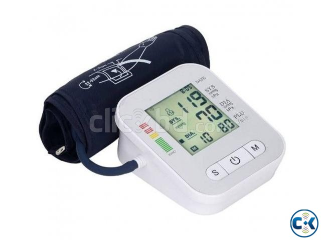 Digital Blood Pressure Monitor  | ClickBD large image 1