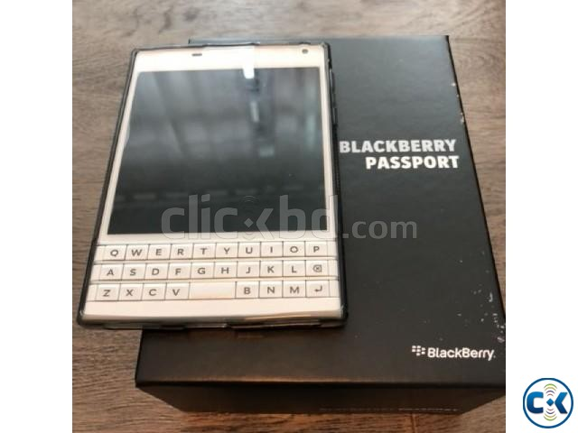 Brand New Condition Blackberry Passport 3 Yrs Warranty | ClickBD large image 0