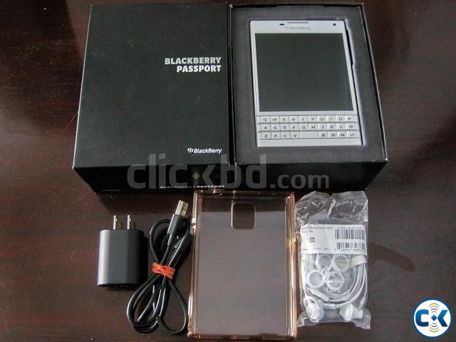 Brand New Condition Blackberry Passport 3 Yrs Warranty | ClickBD large image 2