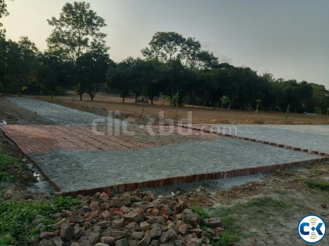 Land in Purbachal | ClickBD large image 0