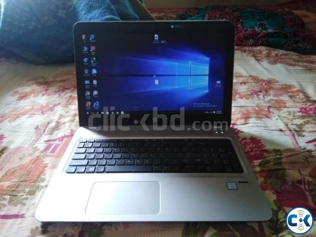 HP Probook 450 G4 7th Gen i5 2GB Dedicated Graphics Laptop | ClickBD large image 0