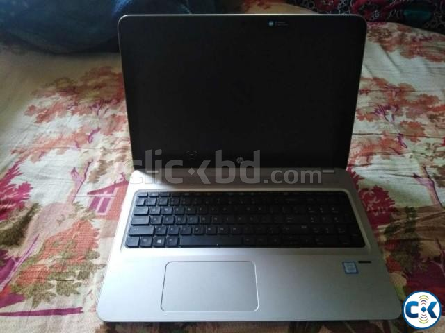 HP Probook 450 G4 7th Gen i5 2GB Dedicated Graphics Laptop | ClickBD large image 1