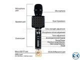 Karaoke Wireless Bluetooth Microphone Speaker Best Quality