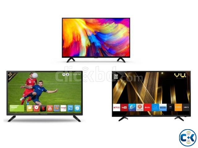 VEZIO 50 INCH ANDROID FULL HD SMART LED TV | ClickBD large image 3