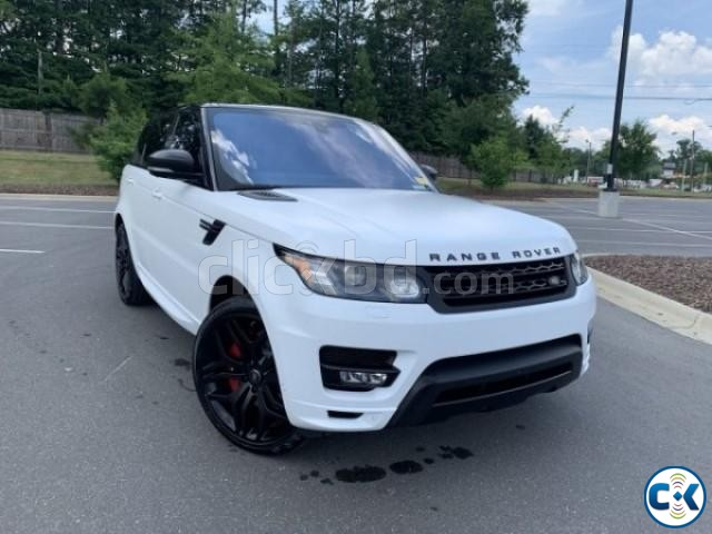 Selling My 2017 Land Rover Range Rover Sport V8 Supercharged | ClickBD large image 0