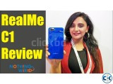 Brand New Realme C1 16GB Sealed Pack 3 Yr Warranty