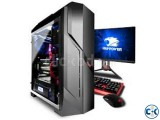 Fata Fate Gaming Offer PC--80GB-2GB-17 LED