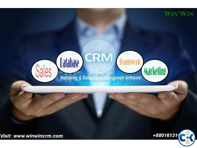 Sales Marketing CRM Software For Business | ClickBD large image 0