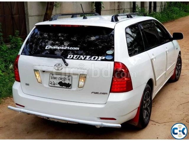 Toyota Fielder 2005 New Shape | ClickBD large image 3