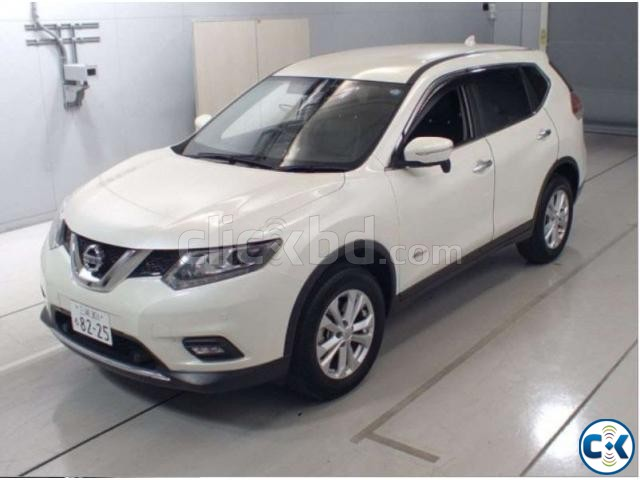 NISSAN X-TRAIL PEARL HYBRID 2015 | ClickBD large image 0