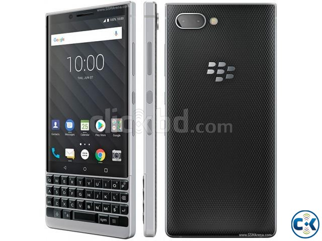 Brand New BlackBerry KEY2 6 64GB Sealed Pack 3 Yr Warranty | ClickBD large image 0