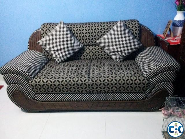 HATIL SOFA SET FRESH CONDITION | ClickBD large image 0