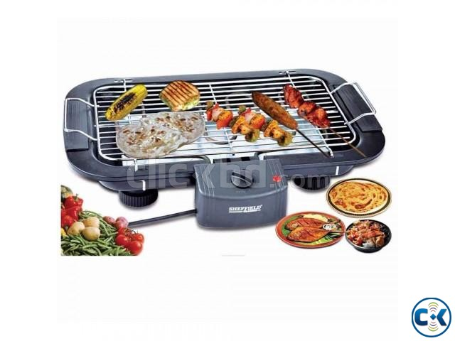 ELECTRIC BBQ GRILL MACHINE | ClickBD large image 0