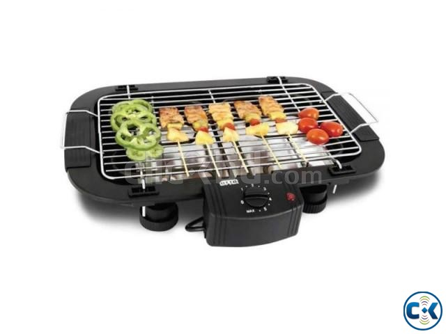 ELECTRIC BBQ GRILL MACHINE | ClickBD large image 1