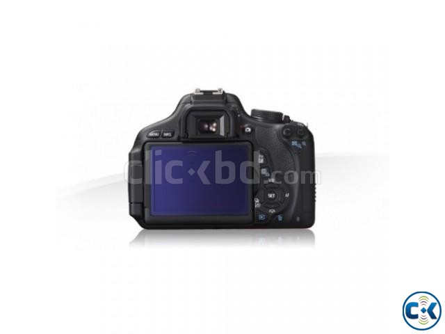 Canon 600D with 18-55mm lens brand new | ClickBD large image 1