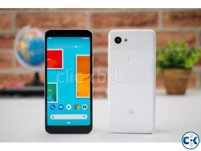 Brand New Google Pixel 3a XL 4 64GB Sealed Pack 3 Yr Waranty | ClickBD large image 1