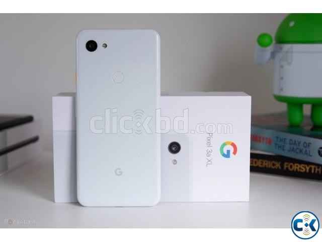 Brand New Google Pixel 3a XL 4 64GB Sealed Pack 3 Yr Waranty | ClickBD large image 4