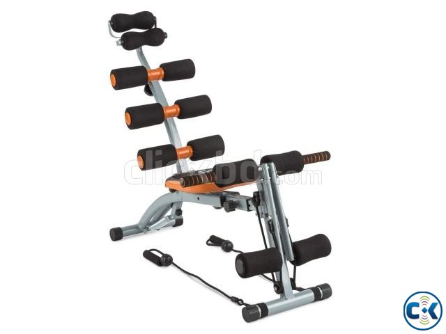 Six Pack Care Exercise Bench like new condition  | ClickBD large image 0