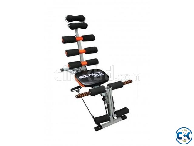Six Pack Care Exercise Bench like new condition  | ClickBD large image 1