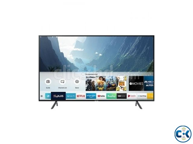 Samsung NU7100 HDR 4K UHD 65 TV With 5 Years Warranty | ClickBD large image 1