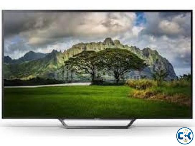 40 Sony Bravia W652D wifi Smart Led tv At Low Prices | ClickBD large image 0