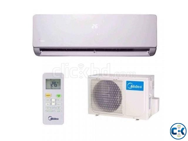 MEDIA 1.5 TON wi-fi INVERTER Split AC With Warranty | ClickBD large image 1