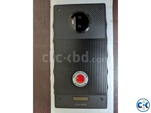 Red Hydrogen One | ClickBD large image 3