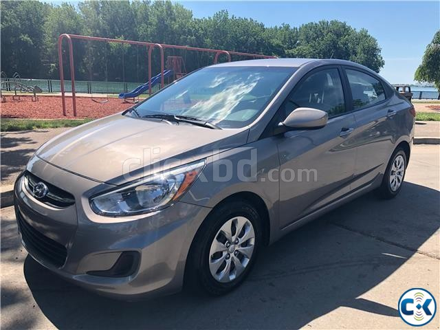 2017 Hyundai Accent SE 37k Miles | ClickBD large image 1