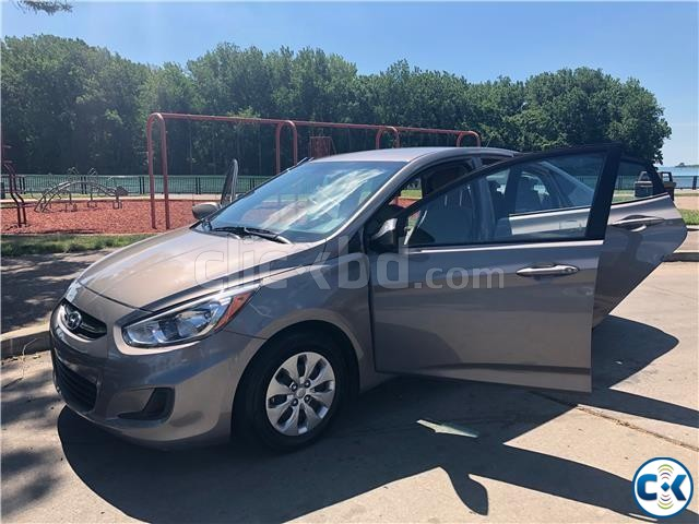 2017 Hyundai Accent SE 37k Miles | ClickBD large image 2