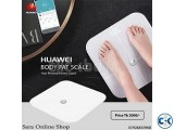 HUAWEI Smart Body Fat Scale AH-100 - White