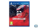 DRIVECLUB PS4 Game sale or exchange with GTA5