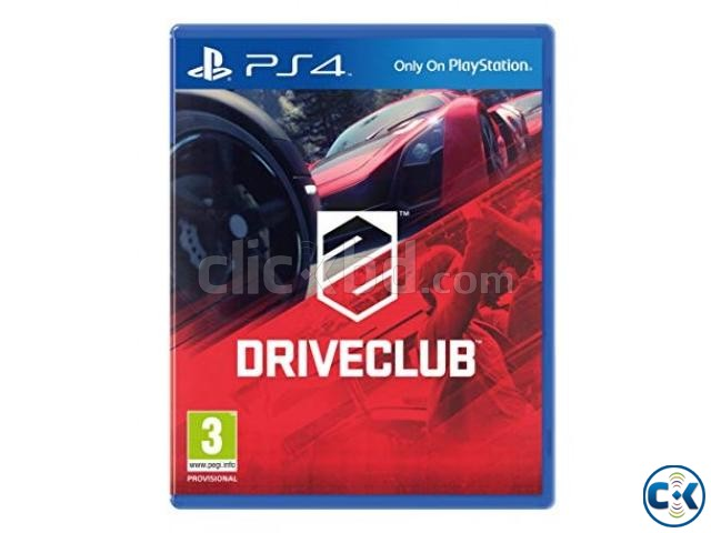 DRIVECLUB PS4 Game sale or exchange with GTA5 | ClickBD large image 0