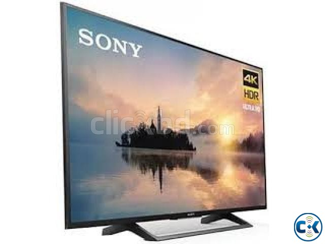 New 43 Inch Sony Bravia X7000E 4K Smart LED TV | ClickBD large image 0