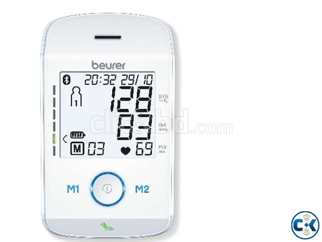 Beurer BM 85 Rechargeable Digital Blood Pressur monitor | ClickBD large image 2