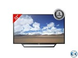 Sony bravia W652D LED TV has 40 inch screen