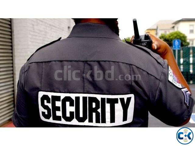 Security Guard Service in DHAKA | ClickBD large image 0