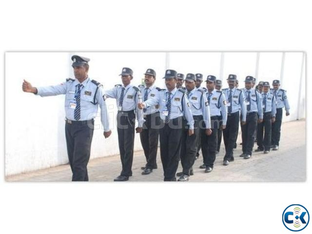 Security Guard Service in DHAKA | ClickBD large image 1