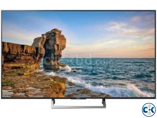 New 43 Inch Sony Bravia X7000E 4K Smart LED TV | ClickBD large image 2