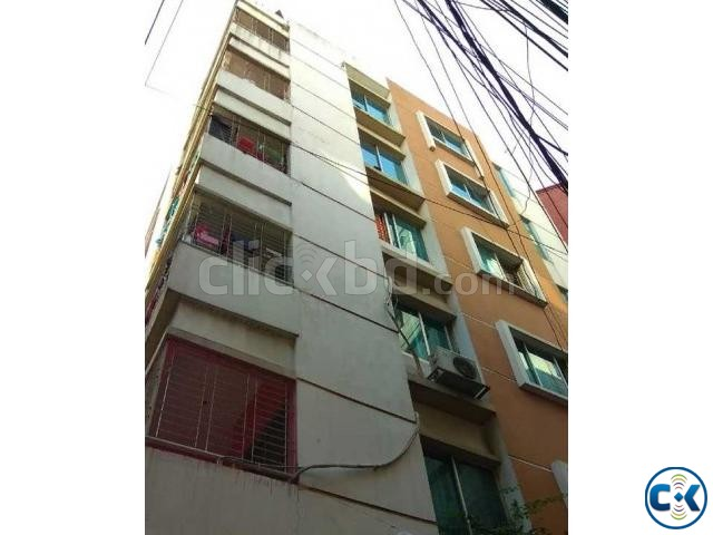 910sft south face flat at Gulshan Badda link road | ClickBD large image 0
