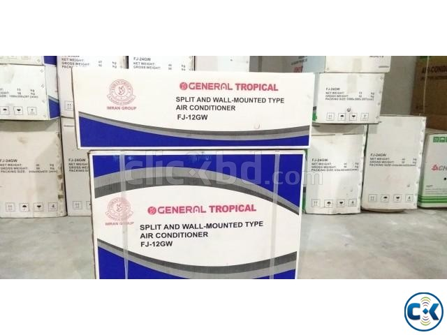 Tropical General 1 Ton AC Split Type | ClickBD large image 0