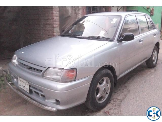 Toyota Starlet Solil 1994 | ClickBD large image 0