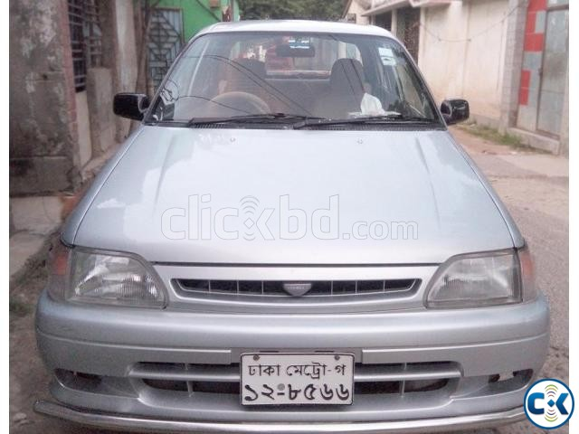 Toyota Starlet Solil 1994 | ClickBD large image 4